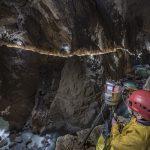 lidar scanning the skocjanske cave system
